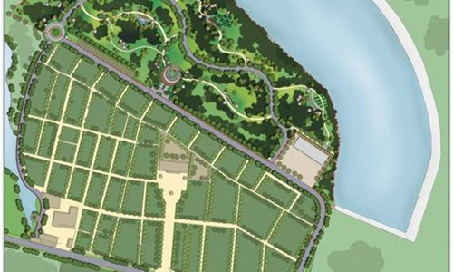 园区风水规划