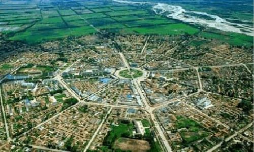 城市风水规划